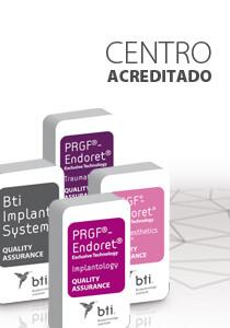Centro Acreditado PRGF Endoret